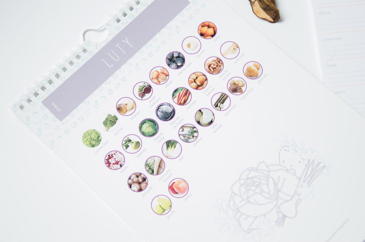 kaledarz-warzywa owoce sezonowe do druku