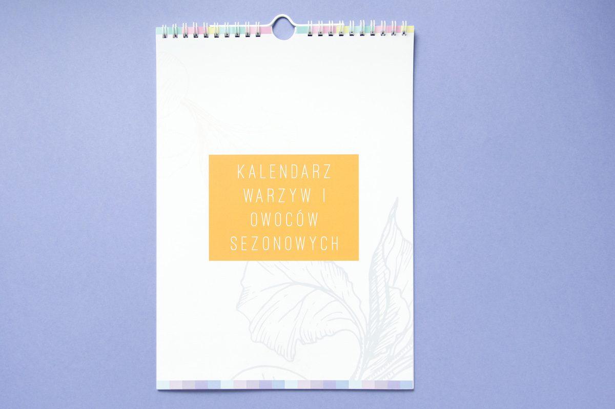kalendarz warzywa owoce sezonowe