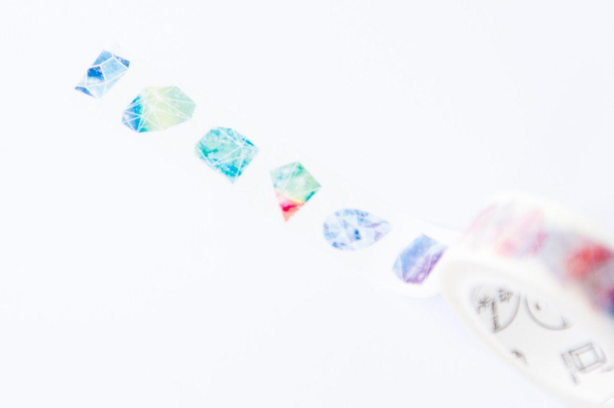 washi tape diamenty