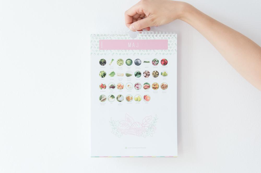 kalendarz warzyw i owoców sezonowych maj