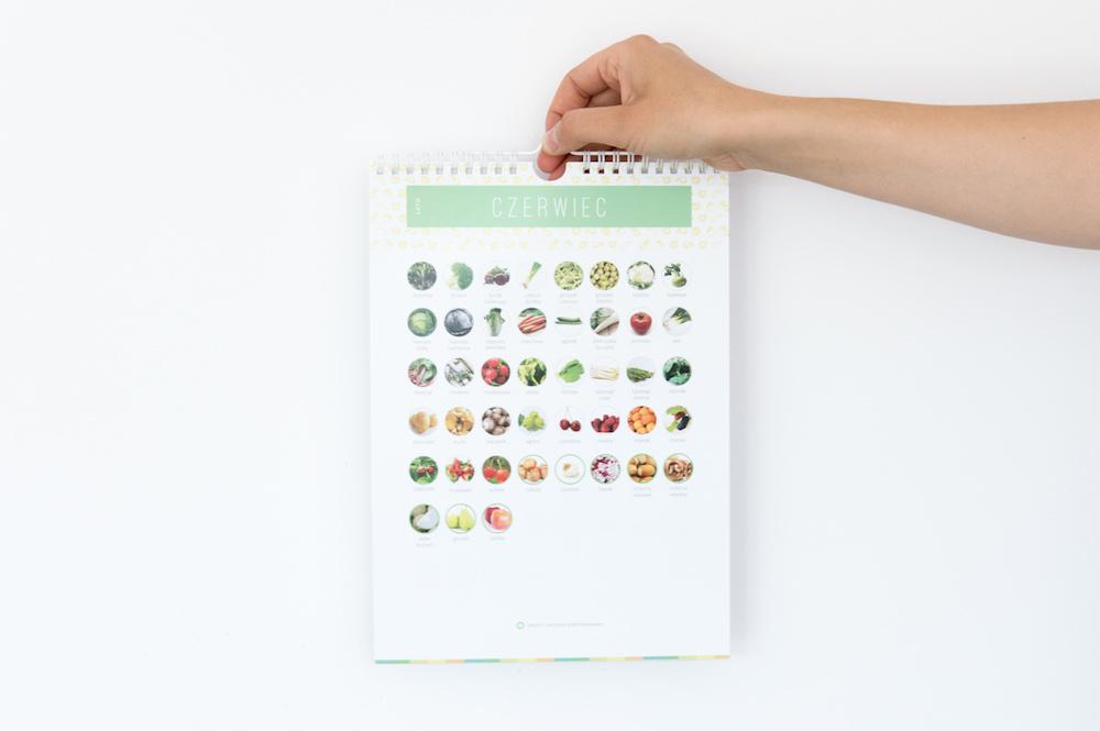 kalendarz warzyw i owoców sezonowych czerwiec