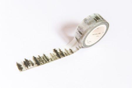 Taśma dekoracyjna, Washi Tape skandynawski las
