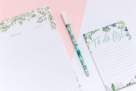 """dlugopis liscie tropikalne 450x300 - Długopis żelowy """"Liście tropikalne"""""""