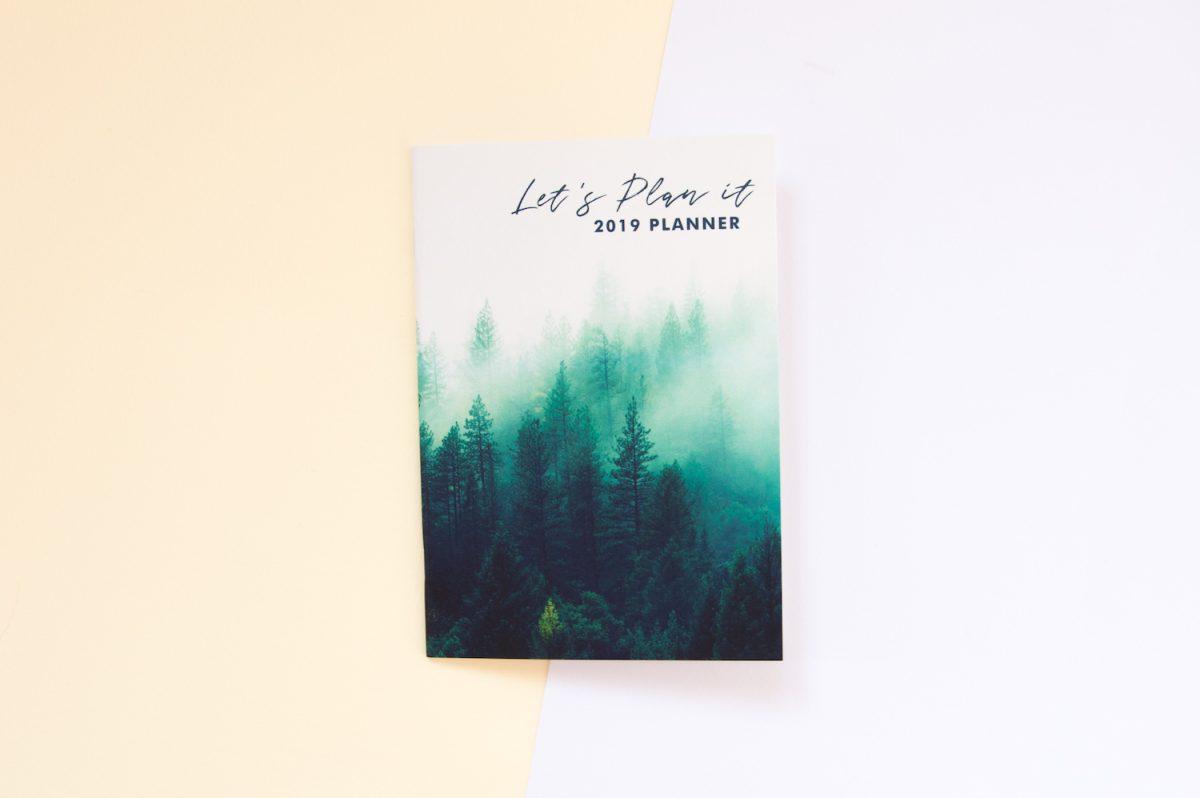 planer miesięczny 2019 las