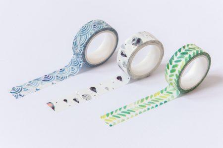 washi tape zestaw