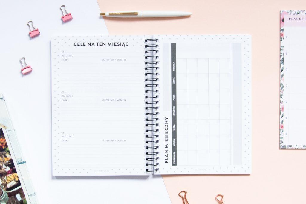 Jak zaplanować miesiąc