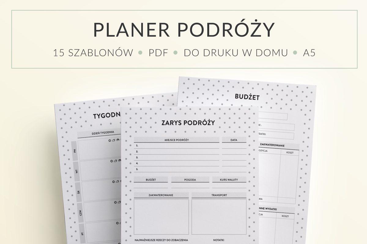Planer Podrozy Travel Planner