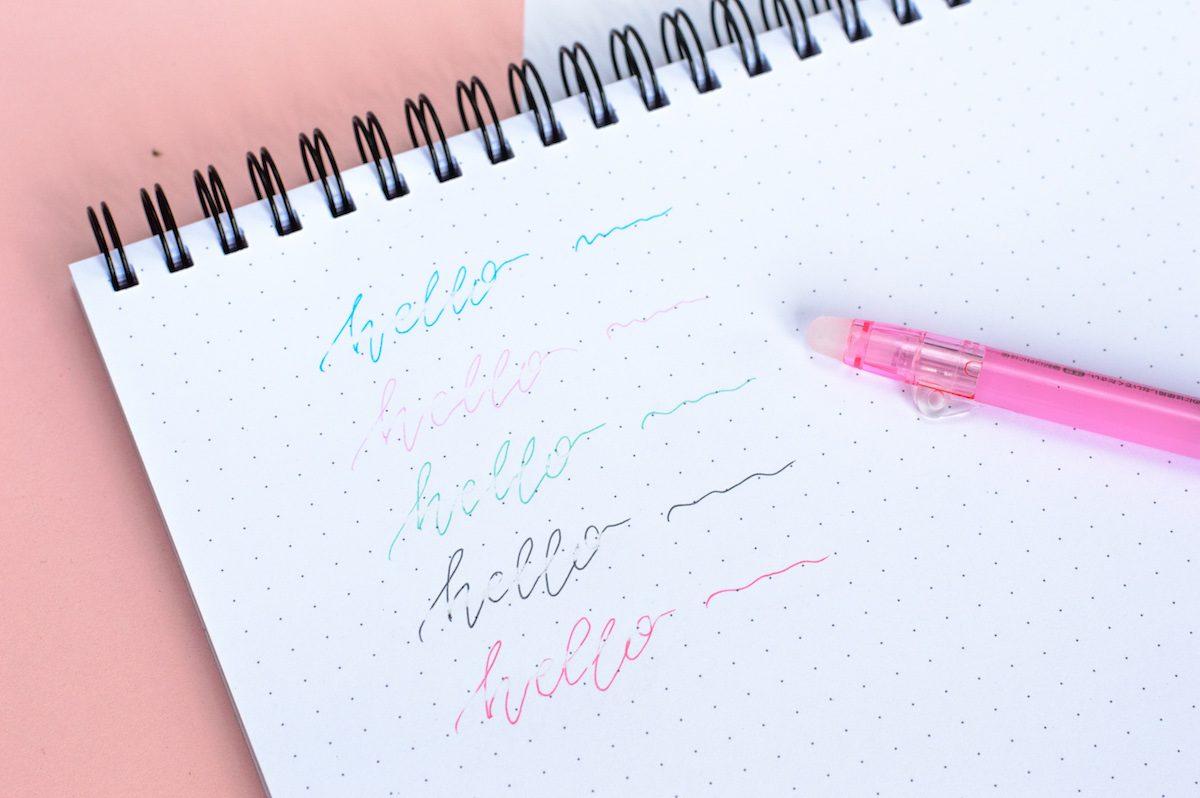 Długopis zmazywalny Pilot Frixion SLIM