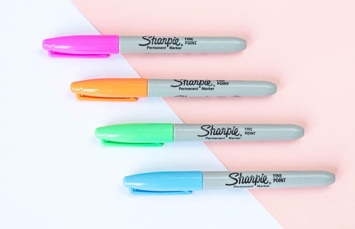 markery pastelowe sharpie