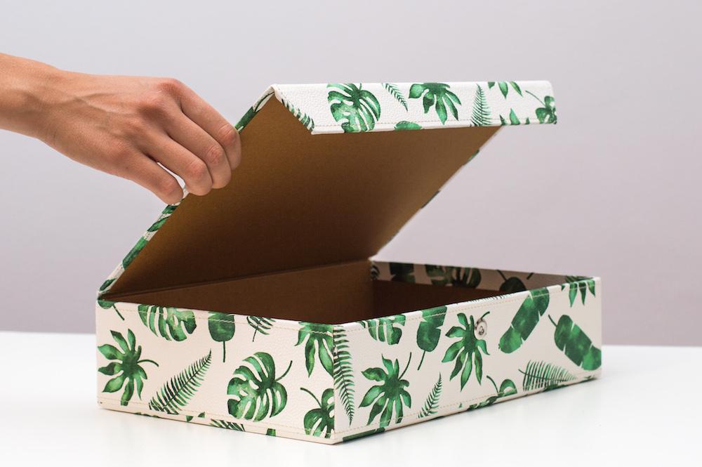 pudło na dokumenty a4