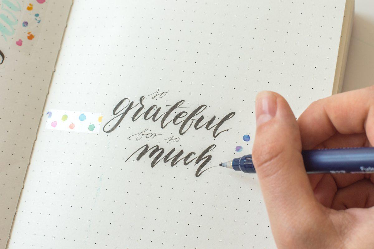 Brush pen dla początkujących Tombow Fudenosuke