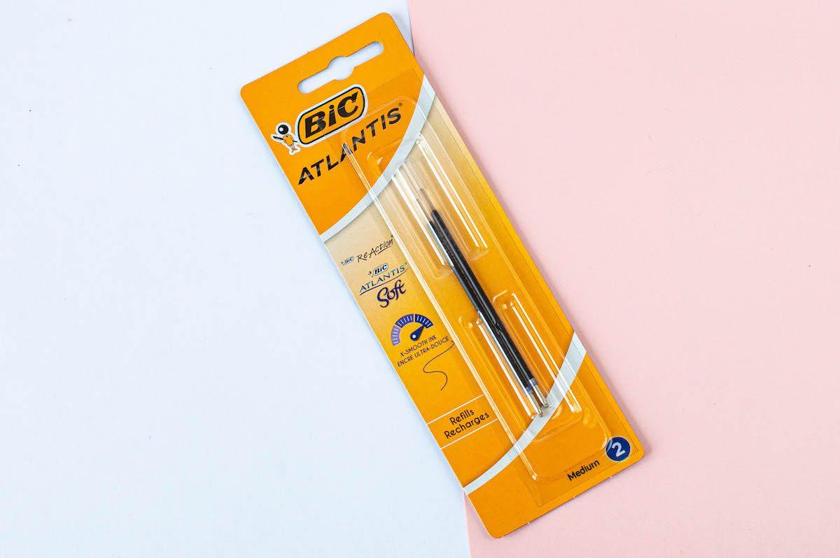 wkład długopisu bic