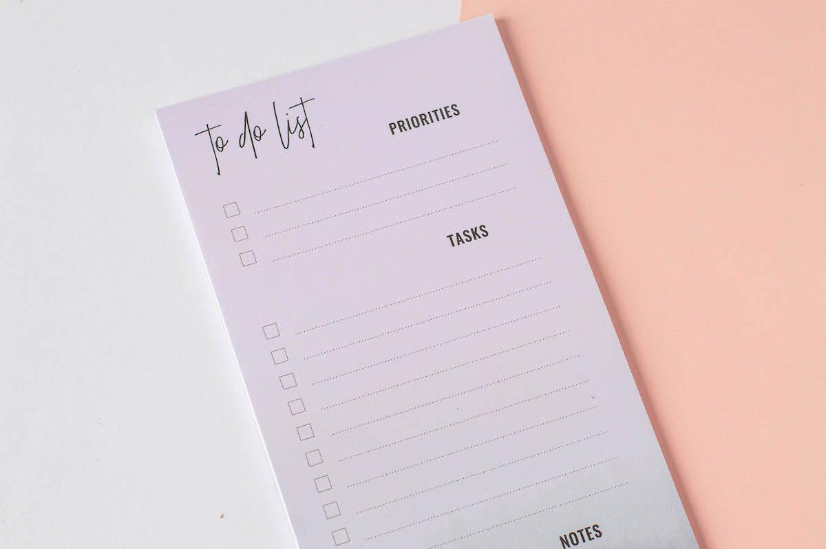 lista zadań las priorytety