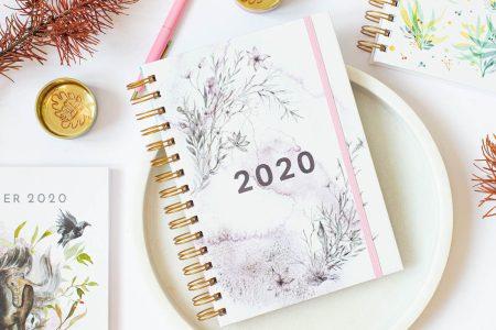 planer 2020 ogarniamsie 1 450x300 - Personalizowany Planer OgarniamSię