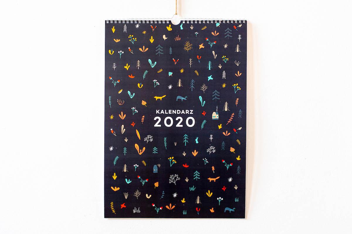 Kalendarz rodzinny 2020