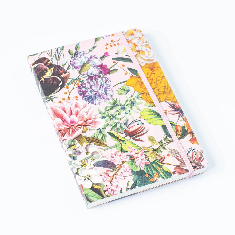 Bullet Journal, letni ogród
