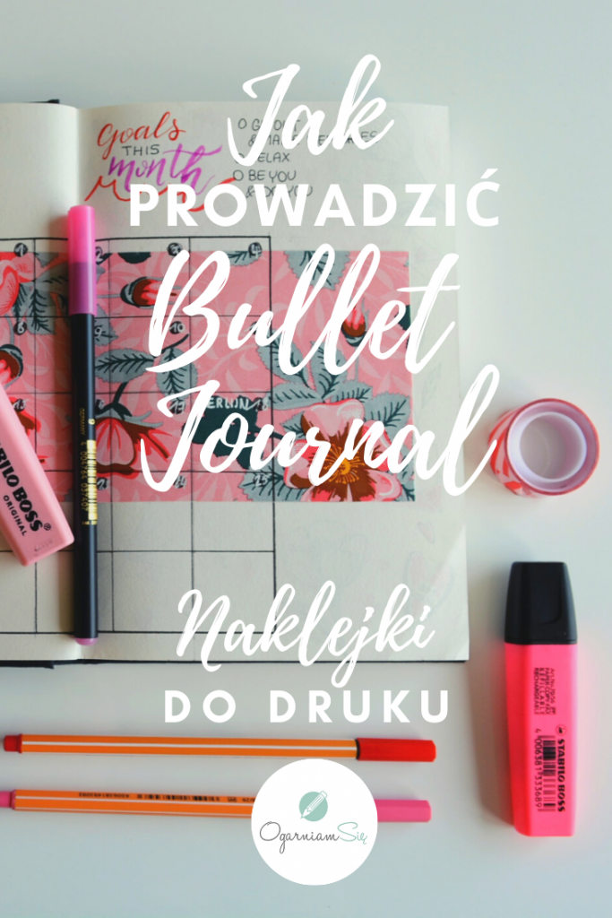 Jak-prowadzic-bullet-journal-blog-post-banner