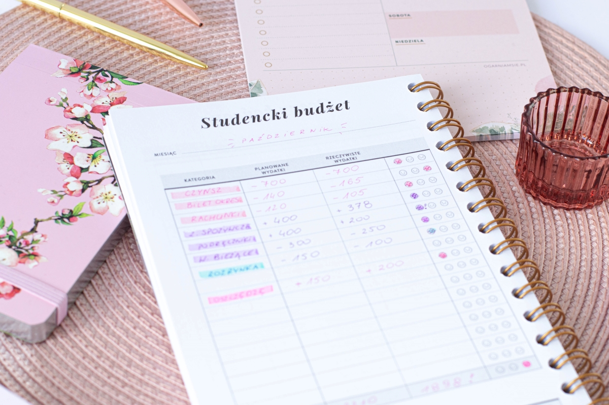 Studencki budżet, czyli finanse pod kontrolą