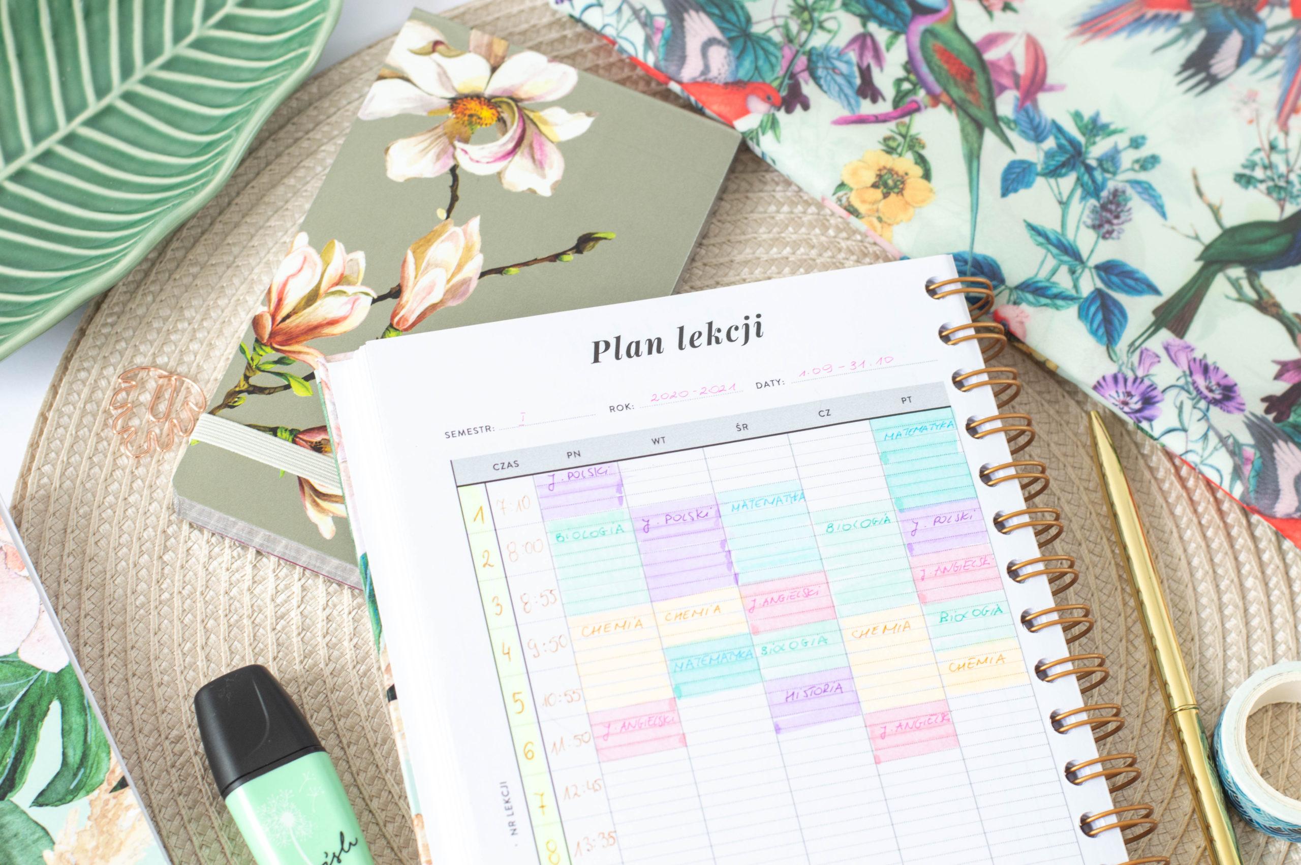 plan-lekcji4-planer-2020-2021-ucznia