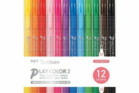 pisaki Tombow PlayColor2