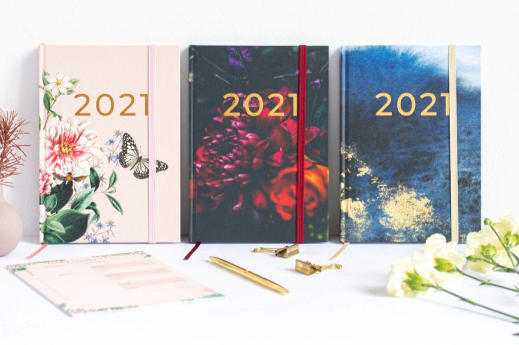Wszystkie Okładki Planer Książkowy 2021 6