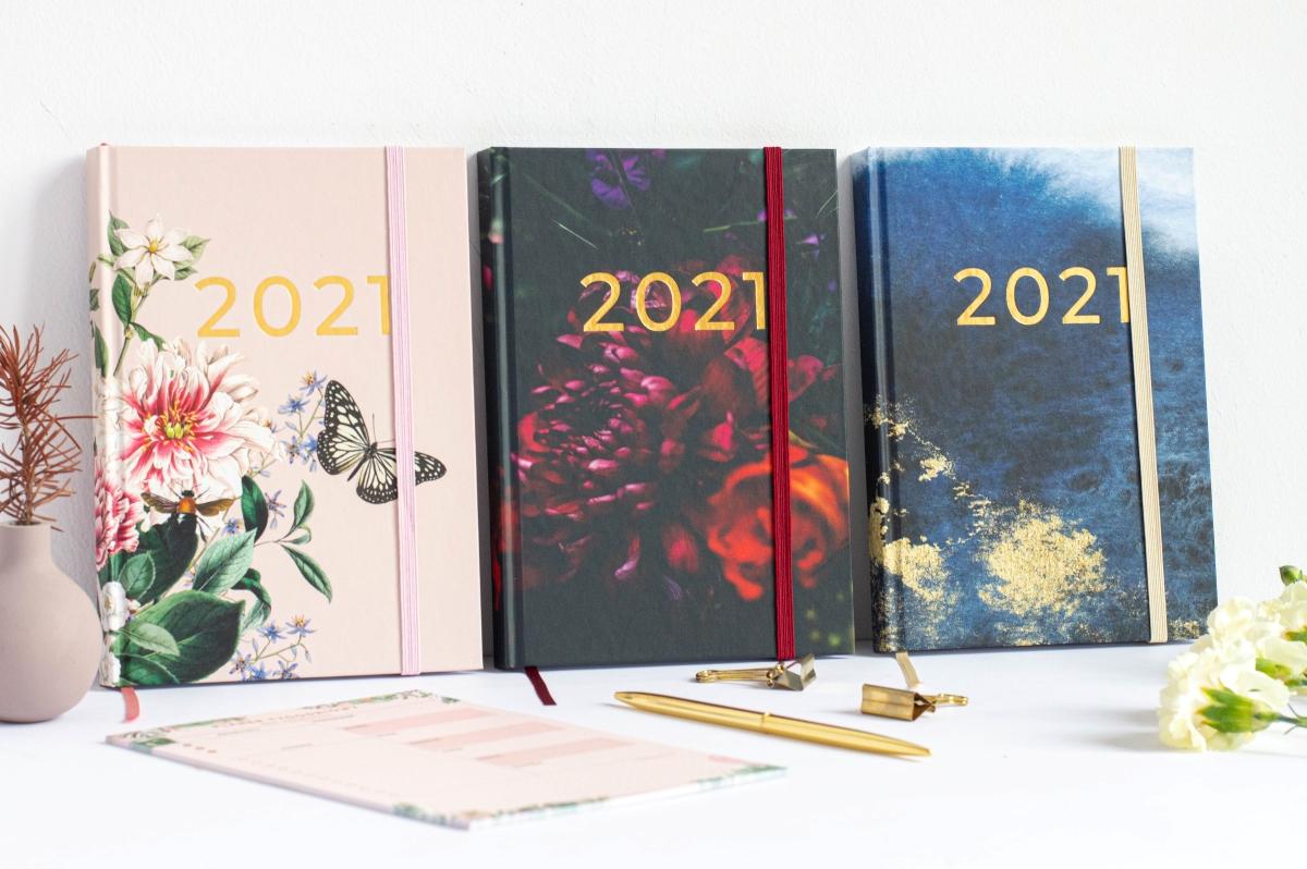 Wszystkie Okładki Planer Książkowy 2021 5