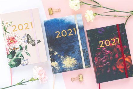 Wszystkie Okładki Planer Książkowy 2021