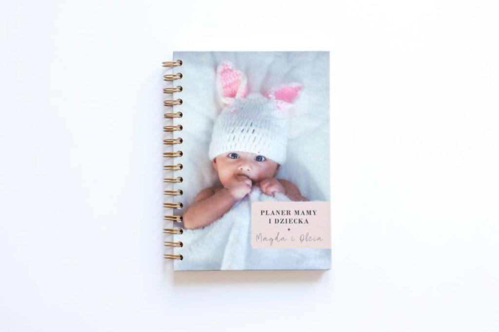 planer mamy i dziecka własne zdjęcie okładka