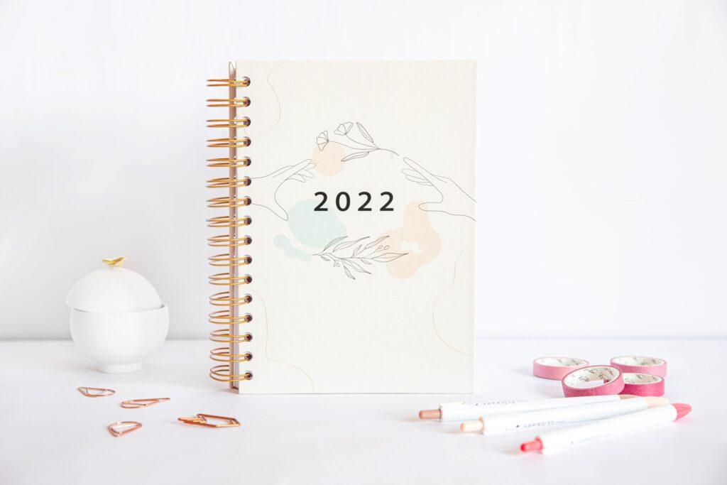 Planer 2022 - Minimal