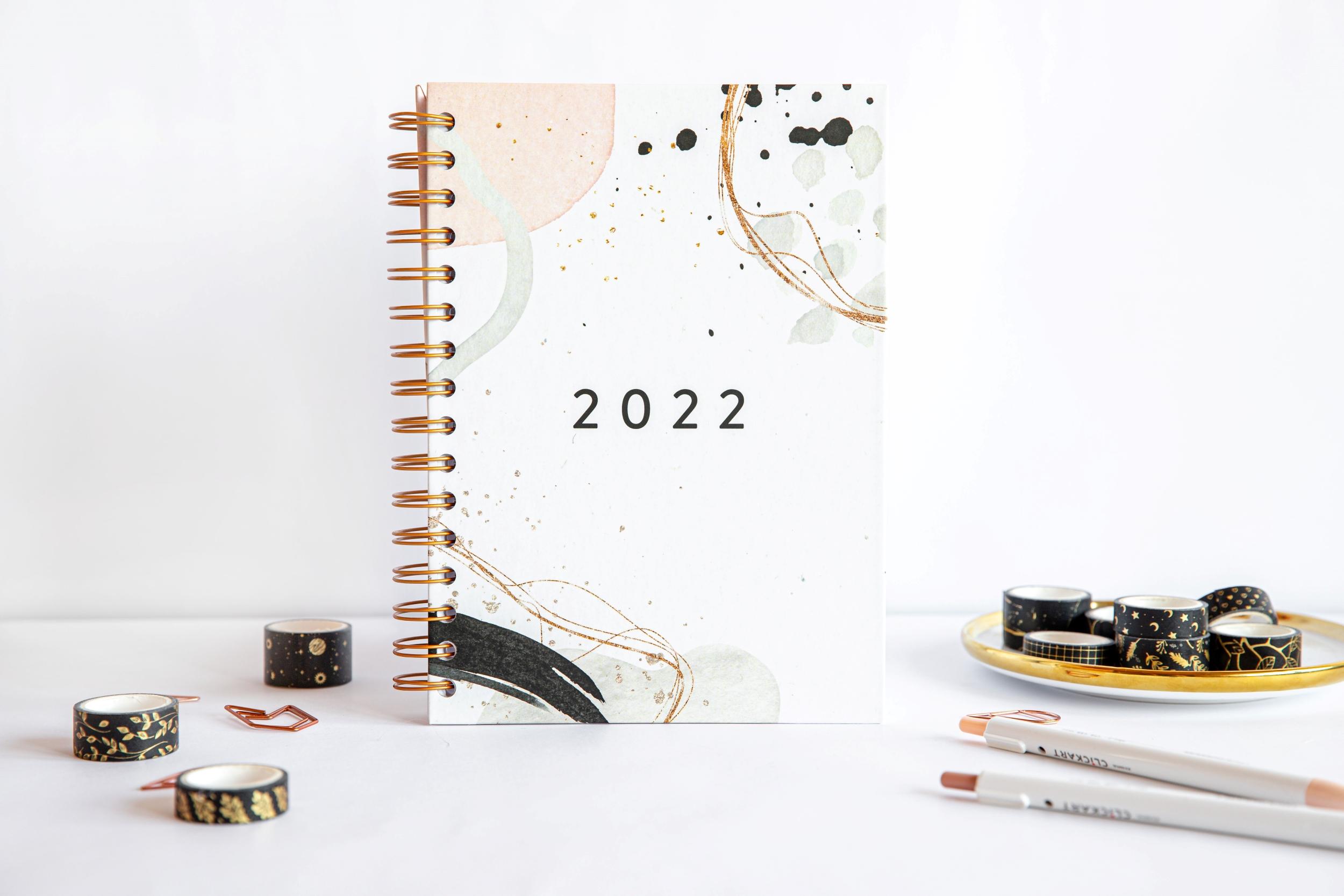 Planer 2022 - Watercolour